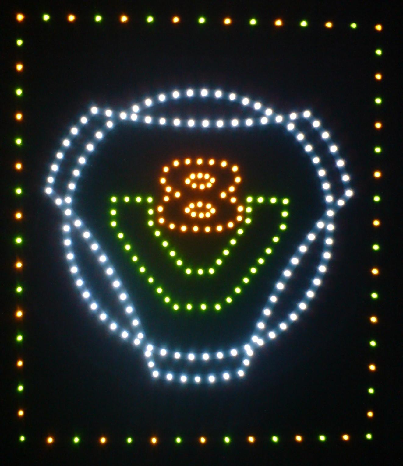 V8 515