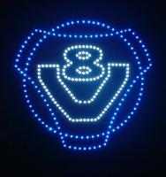 V8 517